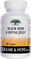 Black Seed and Royal Jelly