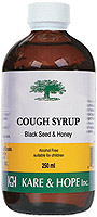 Cough Syrup; Black seed & Honey